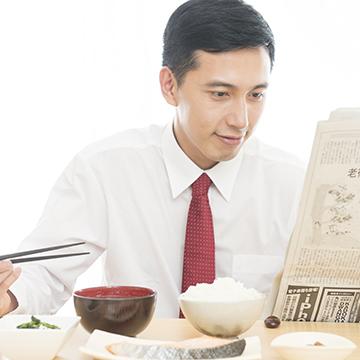 AGAの対策に!毎日の食事を見直して体質改善を!