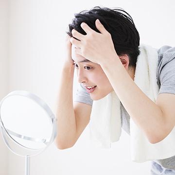 ワックスが頭皮に与える悪影響!原因と対策方法