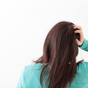 円形脱毛症の予防は食事がカギ!食べ方と食べ物のポイント