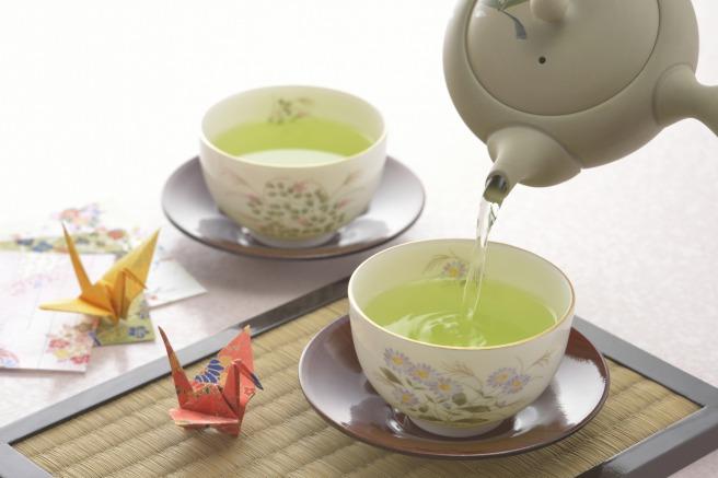 過ぎ 緑茶 飲み