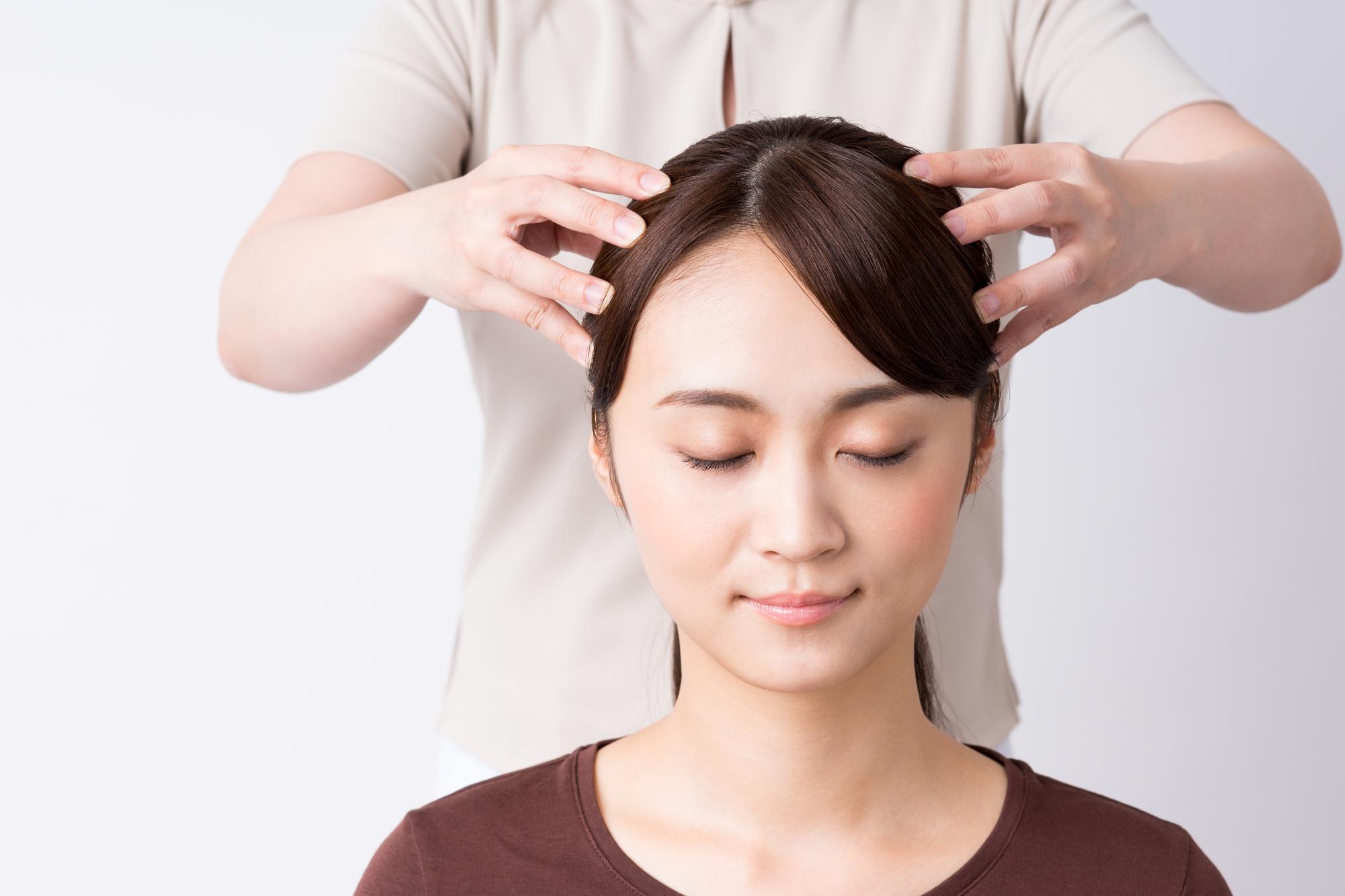 育毛マッサージの方法と注意点!やり方のコツを伝授!