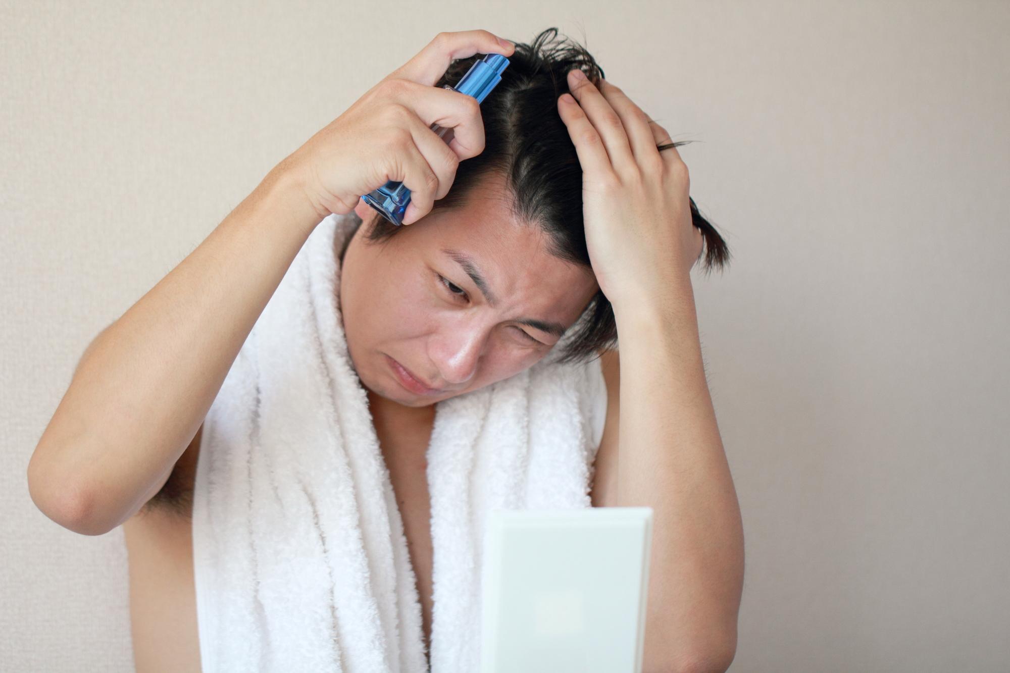 育毛剤の効果と副作用はどんなもの?副作用対策まとめ