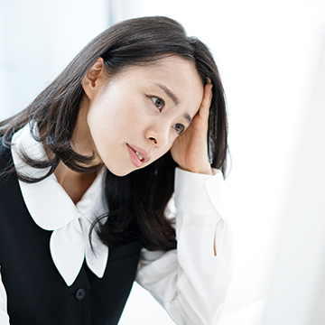 ストレスが原因の抜け毛!回復の方法はある?