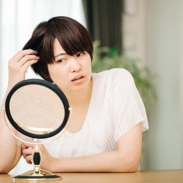 円形脱毛症に漢方は効果あり?漢方薬の特性は?