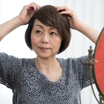 若くても加齢でも気になる?女性が薄毛になり始める年齢はいつ?