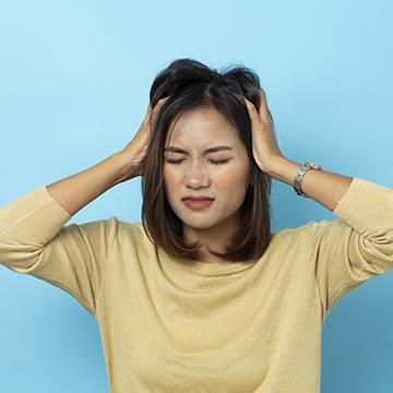 頭皮が痛いと感じる原因とは?それぞれの対処法と対処法について