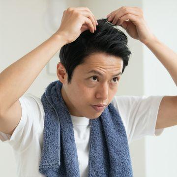 頭皮の硬さと薄毛は関係ある?硬い頭皮を柔らかくする方法!