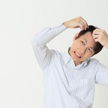 前髪が伸びないのは薄毛のサイン?伸びなくなる原因と対策とは?