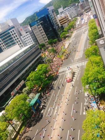 神戸祭り☆