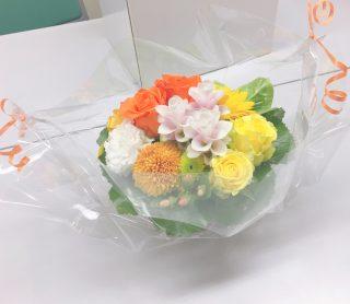 サロン6周年のお誕生日(^^)