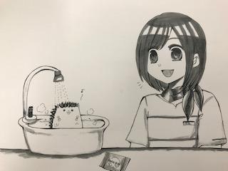 【BIO漫画】第四話アガイアバブル・スパの話