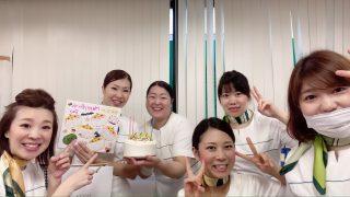 スタッフお誕生日2