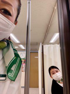 リモート研修と育毛食!!
